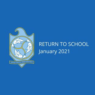 Return to School January 2021