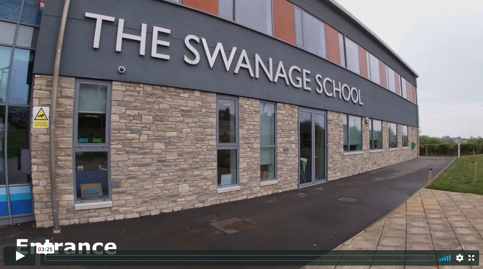 A virtual tour of The Swanage School